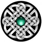 Celtic Knoten Schild Tattooflash