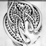Celtic cemao tattoomotiv knots