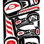 Nativ American Tattooart Baer Totem