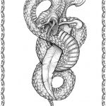 Dragon, dagger