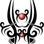 Tribal Tattoo nacken Tattooflash