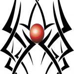 Tribal Tattoo spider Tattooflash