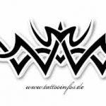 Tribal Tattoo old Tattoovorlage
