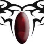 Tribal Tattoo stein Tattoovorlage