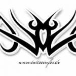 Tribal Tattoo ameise Tattoovorlage