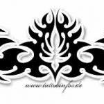 Tribal Tattoo maori Tattoovorlage