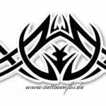 Tribal Tattoo bein Tattoomotive