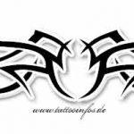 Tribal Tattoo drachen Tattoomotive