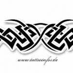 Tribal Tattoo Knoten Tattoomotive