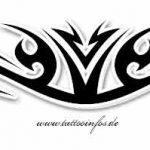 Tribal Tattoo bowl Tattoovorlage