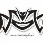 Tribal Tattoo hand Tattoomotive