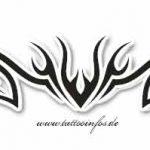 Tribal Tattoo frosch Tattoomotive