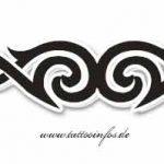 Tribal Tattoo rund Tattoomotive