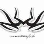 Tribal Tattoo lotus Tattoomotive