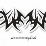Tribal Tattoo spinne Tattoomotive