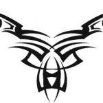 Tribal Tattoo intimtattoo Tattoovorlage