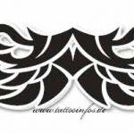 Tribal Tattoo breit Tattoomotive