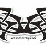 Tribal und Sonnen Tattoovorlagen
