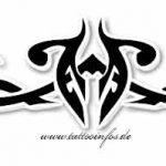 Tribal Tattoo venus Tattoovorlage