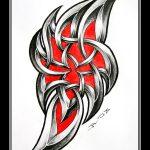Celtic Tribal Tattooflash
