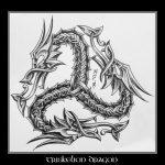 triskelion dragon tattooflash